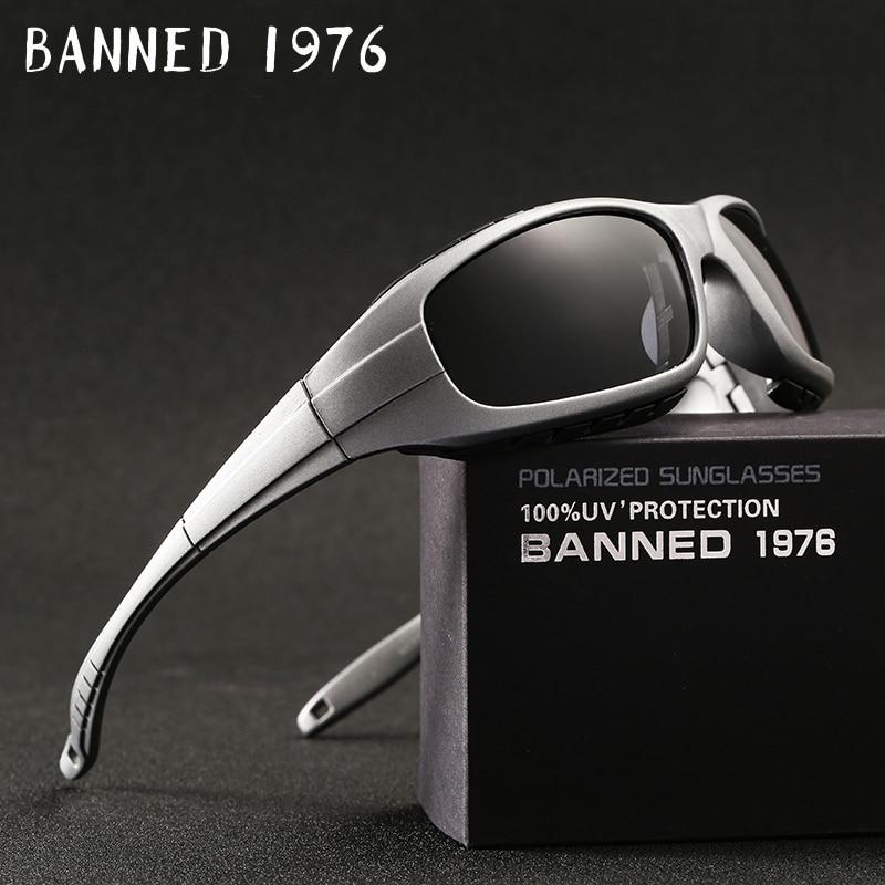 Coupe-vent HD Polarisées Sport lunettes de Soleil Hommes femmes marque de mode cool en plein air lunettes de Soleil Anti UV Lunettes Lunettes lunettes de soleil