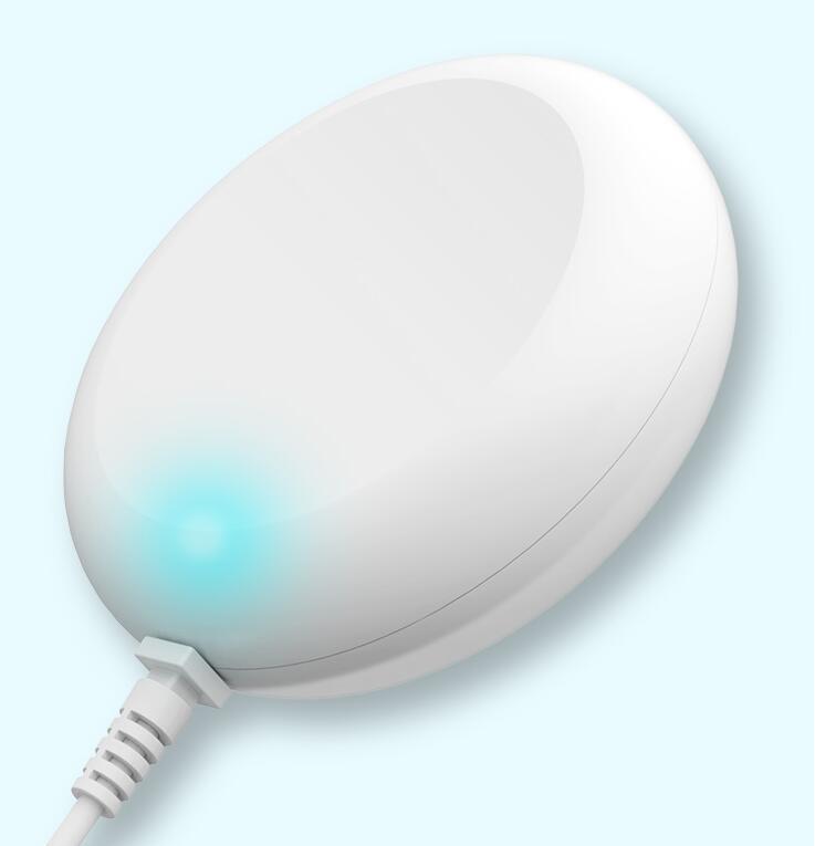 Deep Cleaning Waterproof Round Mini Ultrasonic Cleaners Travel Mini Washing Machine USB power 10W