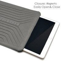 WIWU бампер для ноутбука Macbook Air Pro 13 15 Магнитный ультра тонкий чехол 11,6 12 13,3 14 15,4 сумка для ноутбука для iPad планшета