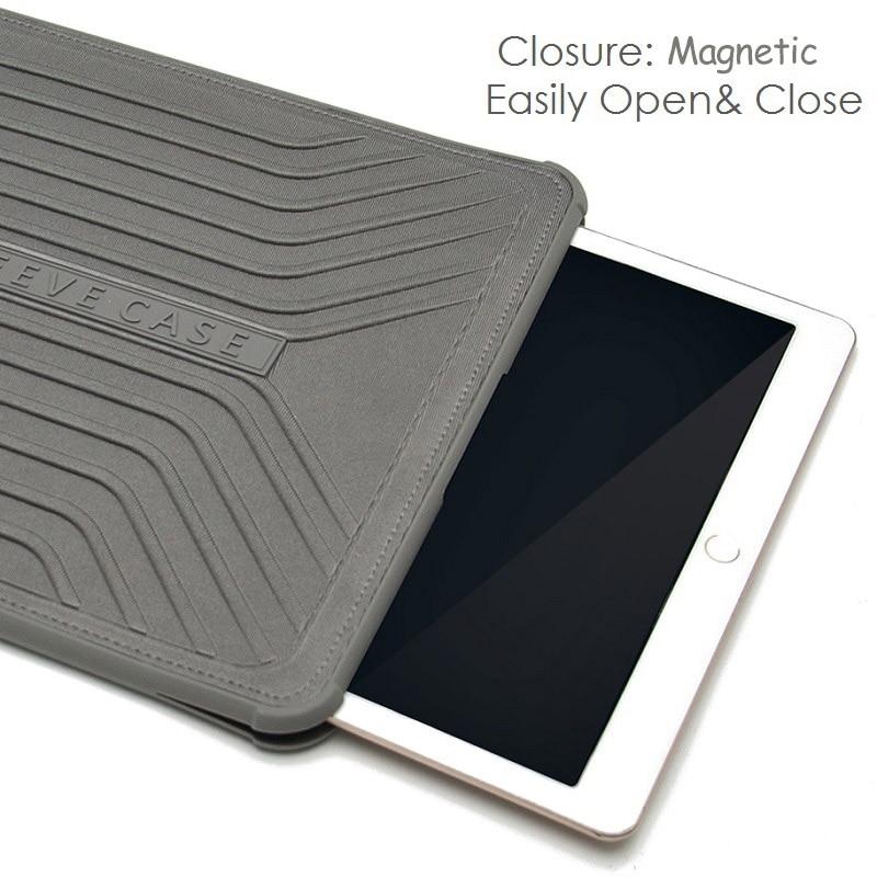 WIWU portátil parachoques para Macbook Pro 13 15 magnético Ultra Slim caso 11,6 12 13,3 14 15,4 Notebook manga bolsa para tableta iPad