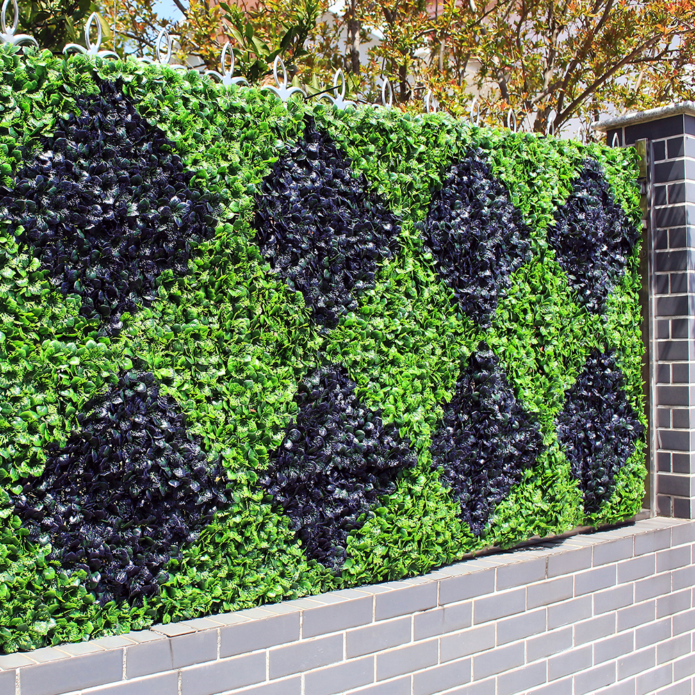 Outdoor Artificial Boxwood Wall Plants Vertical Garden