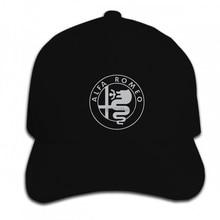 c494d512b40 Print Custom Baseball Cap Hip Hop Alfa Romeo Circle Euro Hat Peaked cap (China)