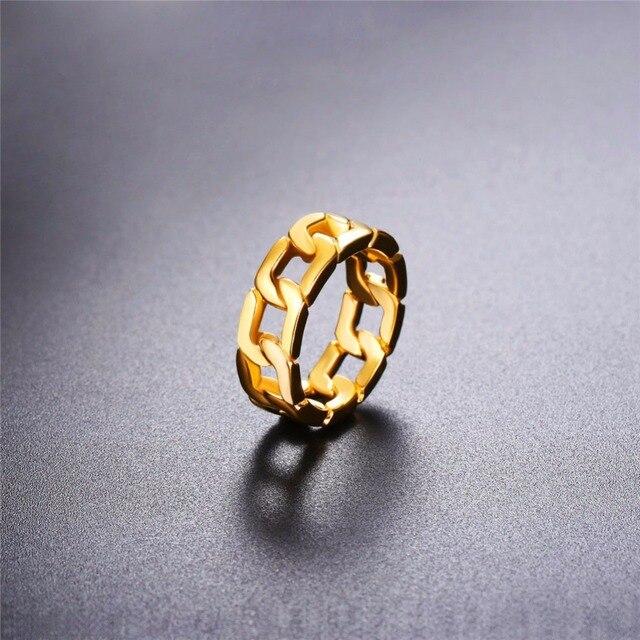 טבעת טיטניום מהממת דגם 0134 1