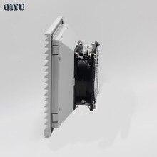 AC 220 В фильтр вентилятора, вытяжной вентилятор, промышленный вентилятор воздуха вентилятор FKL6623PB230 воздушный фильтр вентиляционная система охлаждения циркуляции пыли