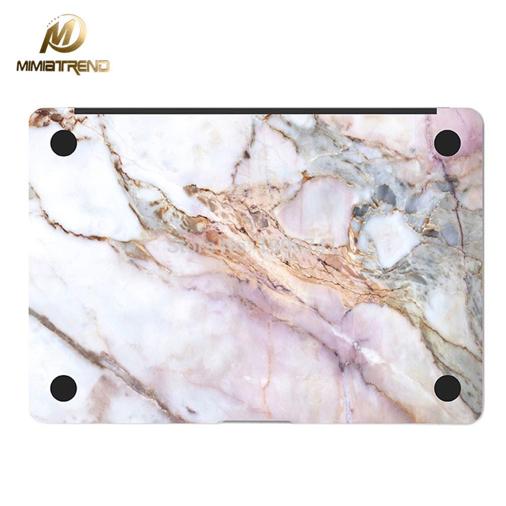 Mimiatrend New Marble Grain sülearvuti naha kleebis kleebis Apple - Sülearvutite tarvikud - Foto 4