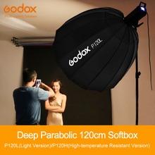 Godox Portable P120L Bowens Mount