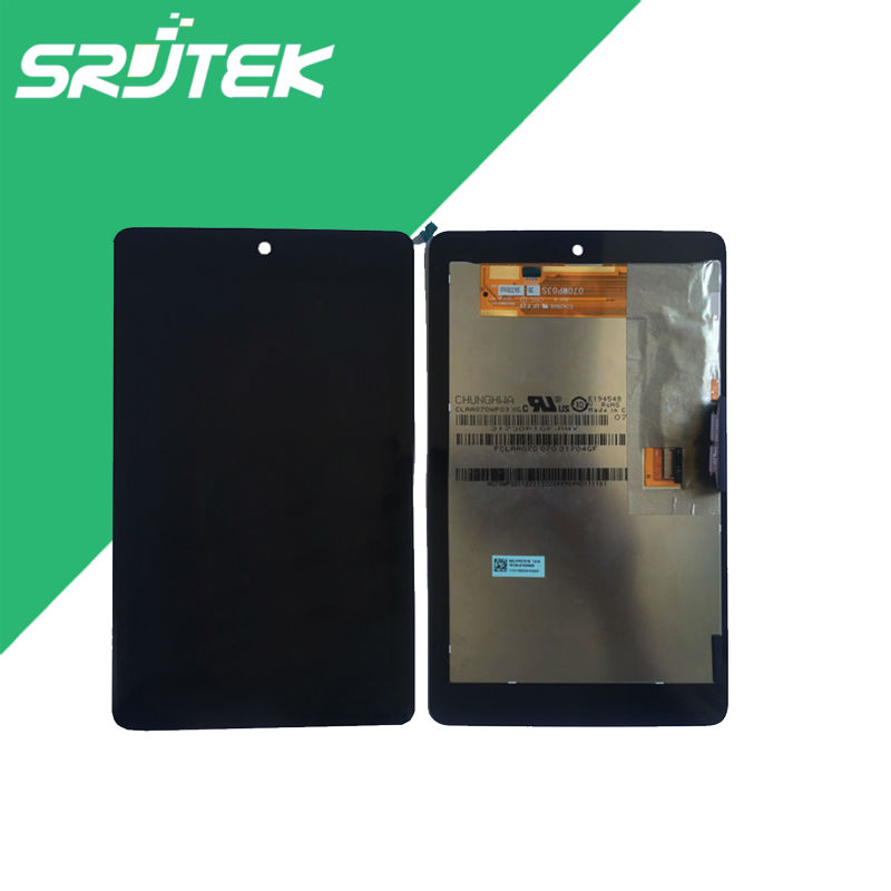 High Quality 7Inch for ASUS Google Nexus 7 1st ME370 LCD Display + Touch Screen Full Assembly Tablet PC Replacement Parts как акции через телебанк