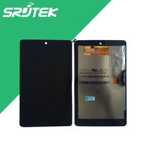 """De alta Calidad de 7 """"Pulgadas de asus Google Nexus 7 primero ME370 Pantalla LCD + Pantalla Táctil Completa Asamblea Tablet PC de Reemplazo partes"""