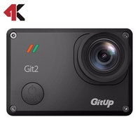 GitUp Git2 Standard Packing 1080P 60fps Full HD WiFi Action Camera With IMX206 16MP Lens Modified