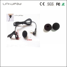 Micriphone windscreen Foam Covers with 5mm Hole  Diameter and 15mm inner length 12pcs/lot free shipping