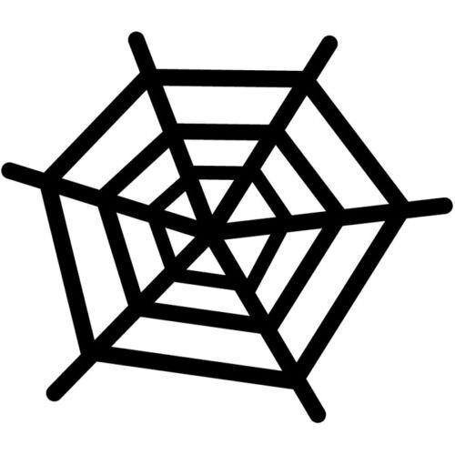 Halloween Cobwebs Atmosphere Disposed Wall Stickers Spiderweb PVC ...