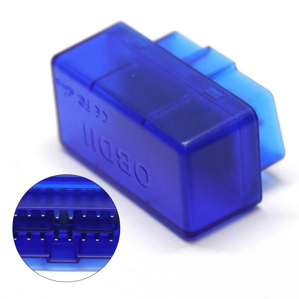 Cimiva Mini Elm327 Bluetooth OBD2 V1.5 Elm 327 V 1.5 OBD 2 Auto Code Scanner Elm-327 OBDII Adapter Diagnostic Tool J21CZQ406200 все цены