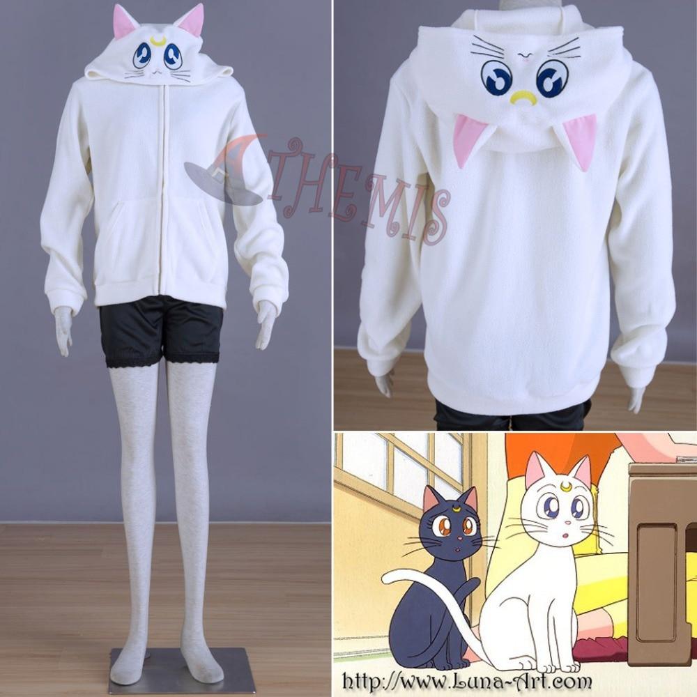 costume Sailor moon cat