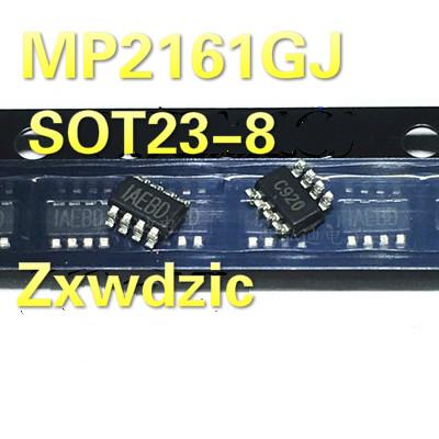 10pcs MP2161GJ MP2161GJ-Z MP2161GJ-LF-Z IAEBD IAEBE SOT23-8 New and original IC