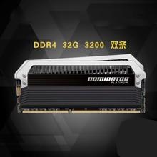 32g memory bar ddr4 desktop dual CMD32GX4M2C3200C1616 * 2