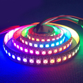 DC5V 1m/4m/5m ws2812b WS2812 LED Strip Smart RGB 5050 Full color Pixel IC Ditigal individually Addressable waterproof tape light