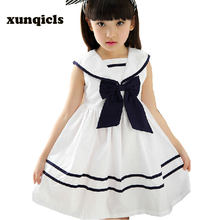 070d0641b Sailor Collar Kids Dresses - Compra lotes baratos de Sailor Collar ...
