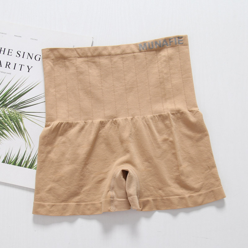 Thin Seamless Safety Shorts Pants High Elastic Safe Shorts Lady One Size Seamless High Waist Women Safe Panty