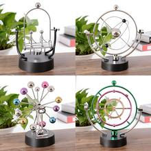 Study decoration Yong-hang Decoration Rotate Equilibrium conservation instrument Physical model magnetic Desktop furnishings