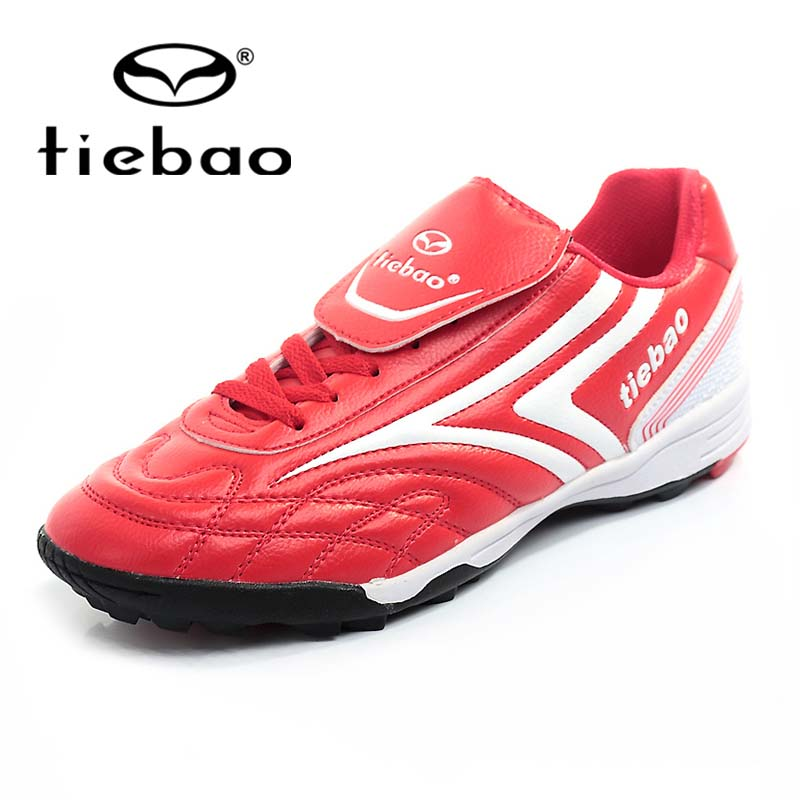 a38d310a7c5 Aliexpress.com   Buy TIEBAO Professional Botas De Futbol Soccer Shoes  Indoor Sports TF Turf Soccer Cleats Men Women Football Boots Sneakers  Futebol from ...