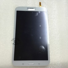 Tested AAA For Samsung Galaxy Tab 3 8.0 T311 Tablet Touch Screen Panel Digitizer Glass + LCD Display Assembly + Frame Bezel