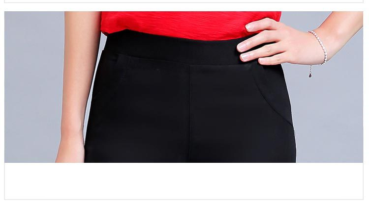 donna Pantaloni della stirata 24