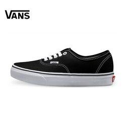 Original Vans low Classic Lover's Skateboarding Shoes men's&women's Canvas Shoes Authentic Sneakers