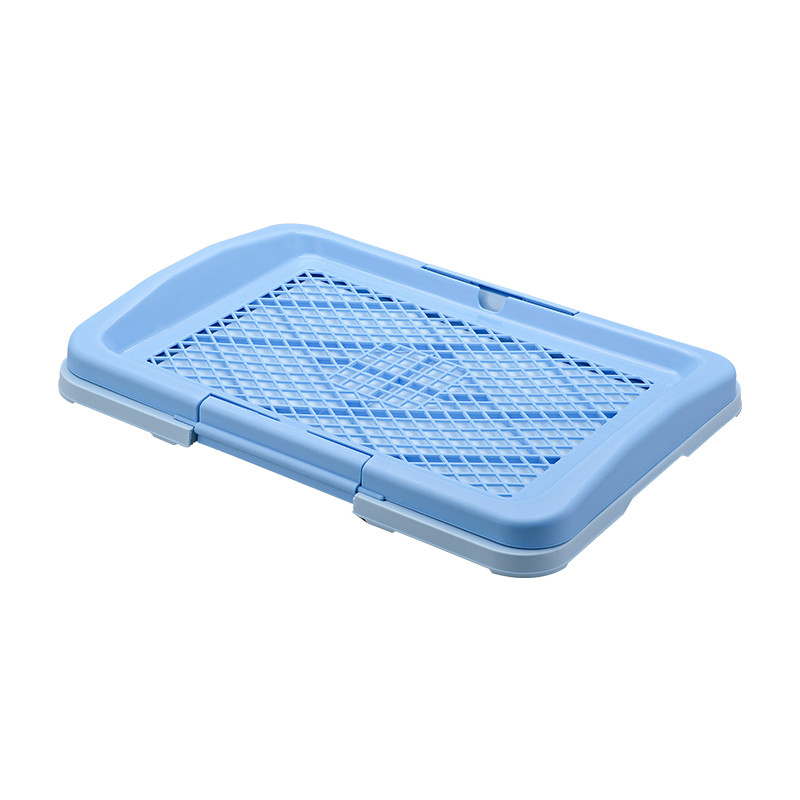 Portable Pet Dogs Lattice Toilet Potty Pet Dods Cats Litter Boxes Puppy Litter Tray Training Toilet Easy To Clean Pet Supplies