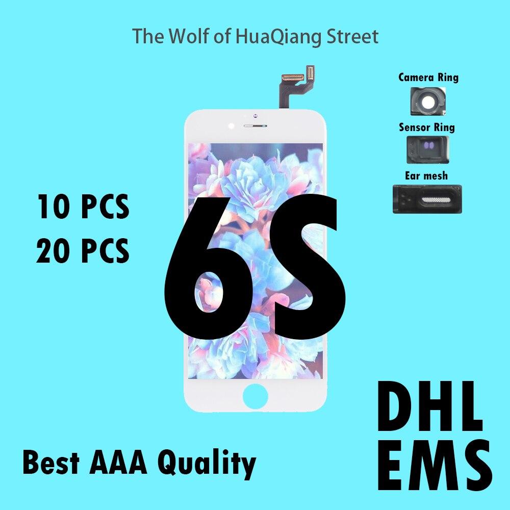 10 20 pcs Tianma Qualité AAAA LCD Pour iPhone 6 s 6 s LCD Assemblée D'affichage avec Écran Tactile de Remplacement digitizer