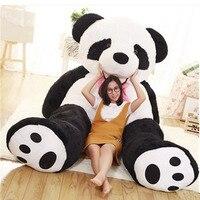 Fancytrader гигантский Америка плюшевый медведь фаршированные мягкая Большая Огромная игрушка медведь панда 3 размера Best на день рождения рожде