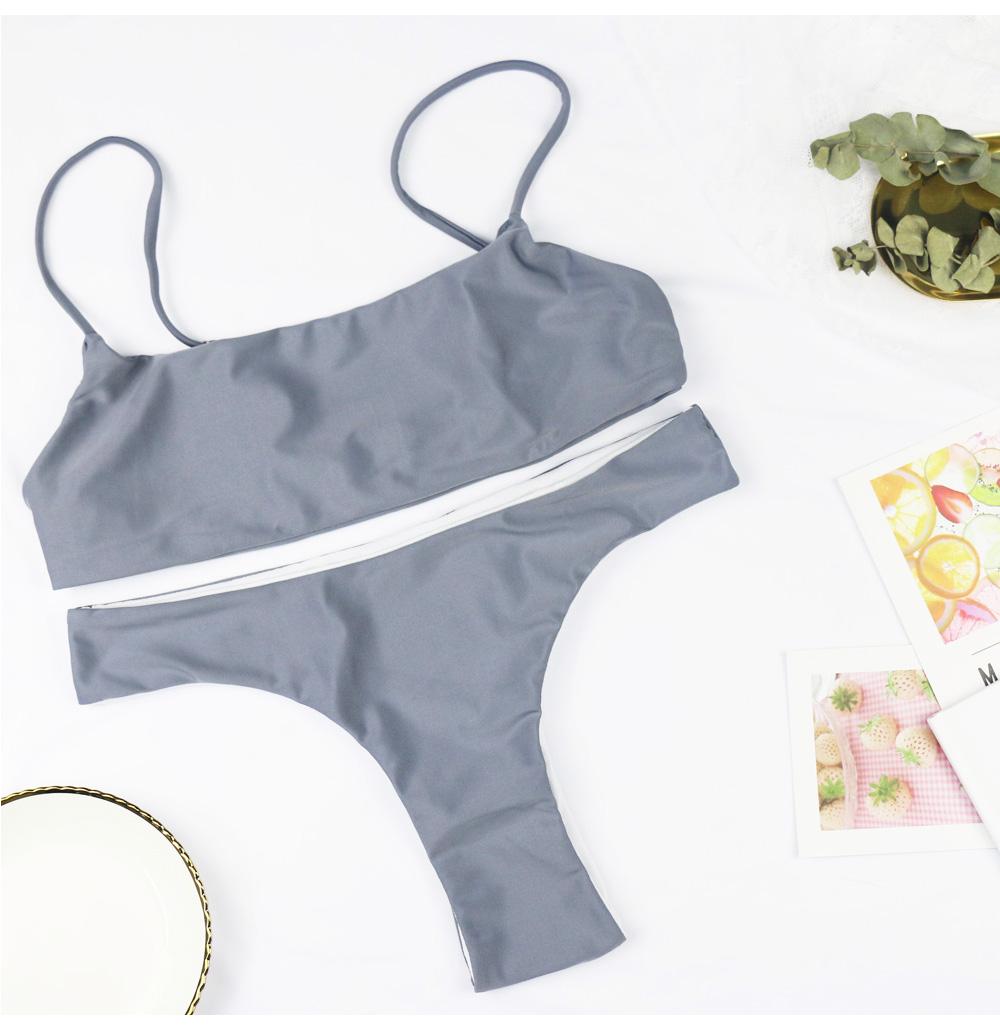 UG 2019, сексуальный комплект бикини с открытой спиной, микро стринги, купальник, женские купальники, купальный костюм, бикини, traje de bano, танкини 17