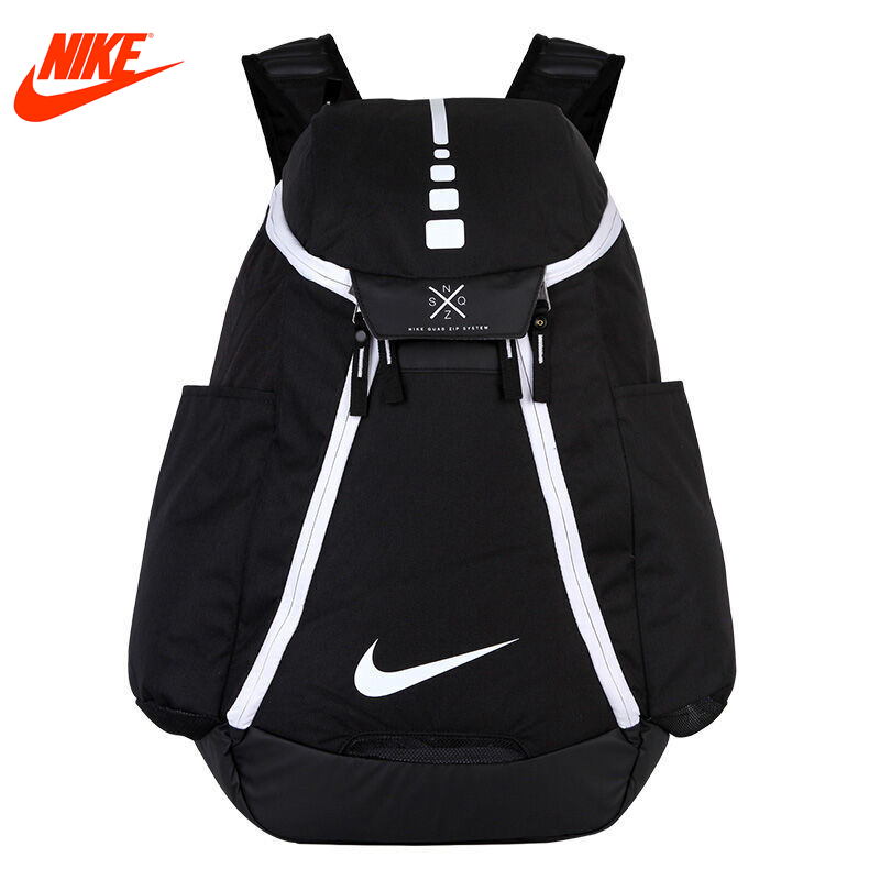 Original New Arrival 2017 Authentic NIKE HOOPS ELITE MAX AIR TEAM Unisex Backpacks Sports Bags чулок д щитков nike guard lock elite sleeve su12 se0173 011 m чёрный