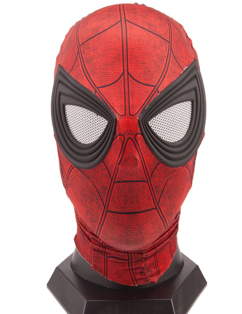 Quality SpiderMan Homecoming Mask Tom Holland Spiderman Mask With The Best Lens Fog Free Lenses Civil War Spiderman Face Mask