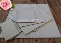 30 20 10 8 6 5 2 Cm Square Board Wood Blank Tags Indicate Products DIY