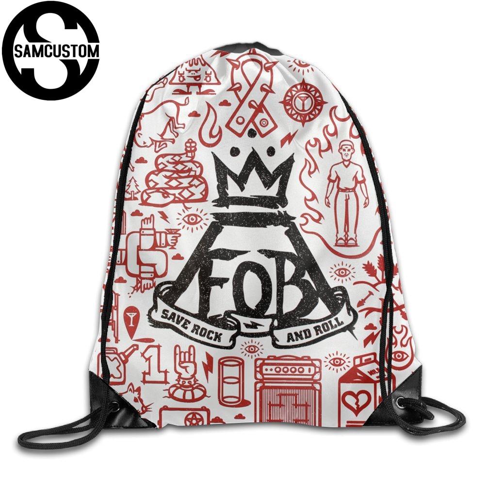 Shopping Bag School Bag Backpack Storage Bag For Men Women Girls Boys Personalized Pattern Annual Ring Travel Bag