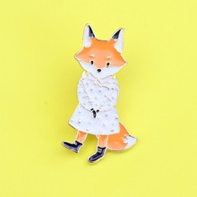 Fun Foxes, Funny Rabbits and Cool Cats Girls Lapel Pins (Copy)