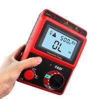 TA8321 50V 1000V Digita Insulation Resistance Tester Meters Megger Megohmmeter Portable Volt Voltmeter Multimeter