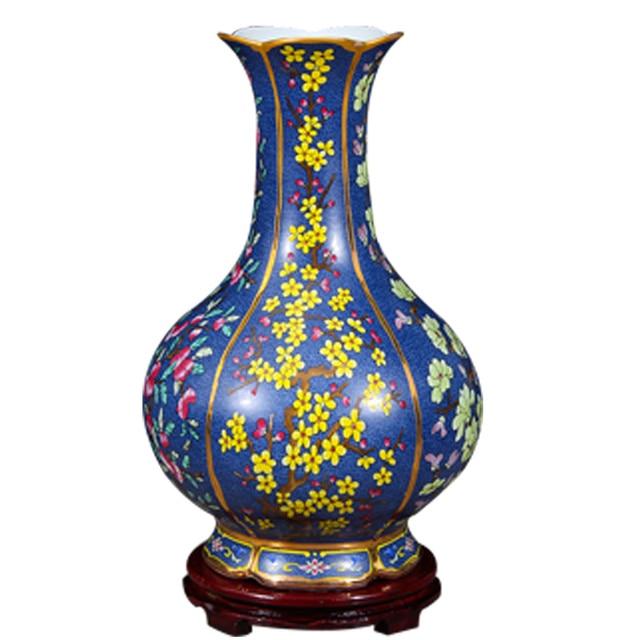 large vase for living room interior design ideas indian style jingdezhen floor ceramic blue flowers antique home furnishing articles sitting vases