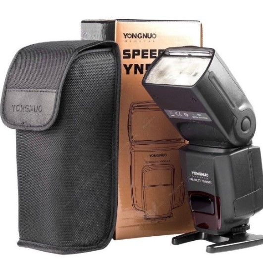 Yongnuo YN-565EX II Speedlite For Canon 6D 60D 5D mark III/IV 550D 1100D 650D 600D 700D 7D Camera Wireless TTL Flash цена
