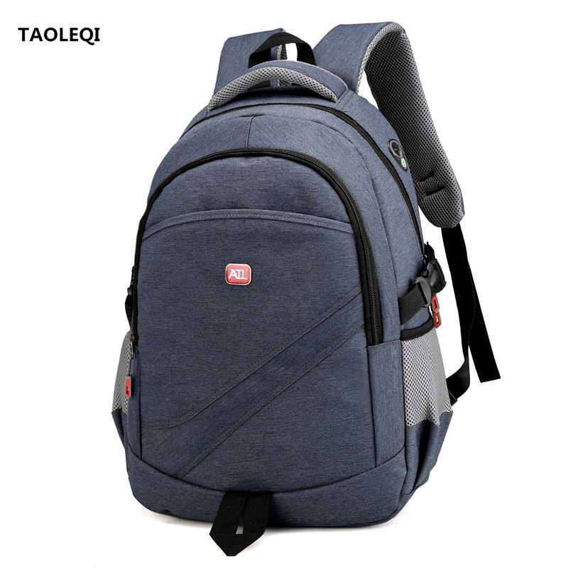 02b0242c75e3 Best buy Backpack nylon Travel bag Backpacks fashion men and women Designer  student school bag laptop bags High capacity backpack black online cheap