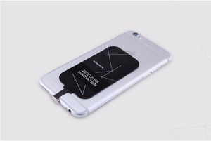 Image 5 - Universal Qi Wireless Charger Receiver Charging Nillkin Magic Tags Micro USB / Type C Adapter For iphone 5 5S SE 6 6S 7 Plus