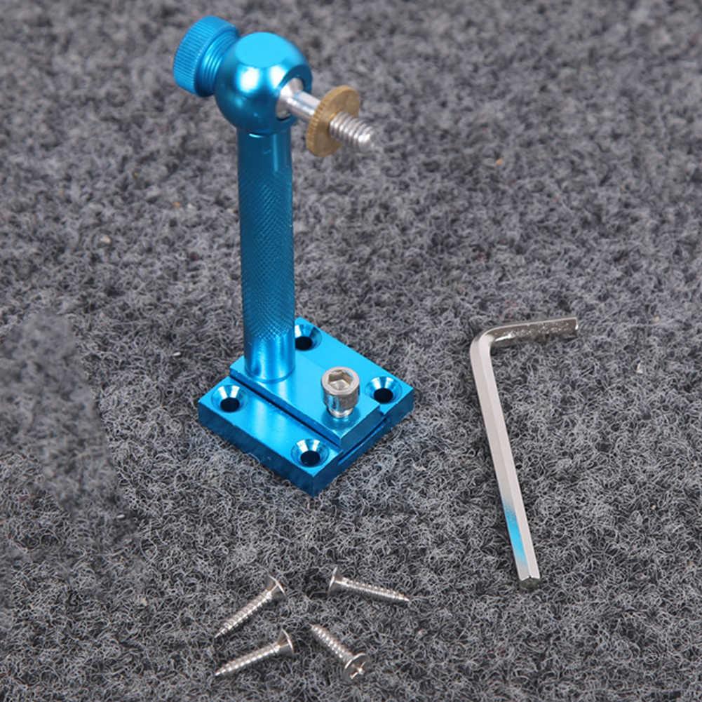 Acessório Fácil de Instalar Suporte Da Lâmpada Cadeira de Pesca Da Liga de Alumínio Bracket Durable Prático Noite Tackle Luz Ferramenta de Suporte Cardan