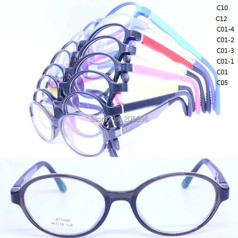 Durable Lightweight Glasses Frames : wholesale BT7006 pupil TR90 colorful oval full rim ultra ...
