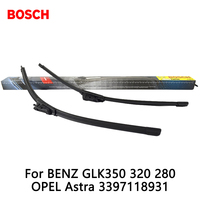2pcs Lot Bosch Car AEROTWIN Wipers Windshield Wiper Blades Dedicated Wipers For BENZ GLK350 320 280