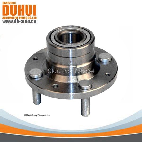 Rear Wheel Hub Bearing Fit for MITSUBISHI Mirage 512185 MR223284