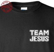 2019 Men T-Shirts Male Funny Tees Short Team Jesus Christian Cosplay T-shirts Cartoon Print Sleeve T Shirt Free