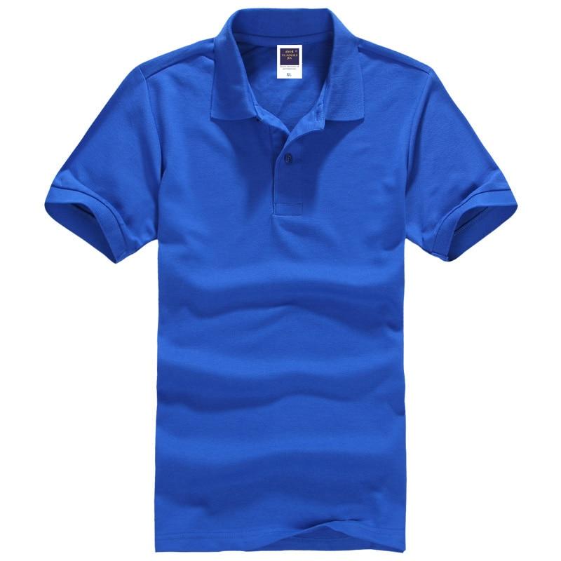 New 2018 Men's Brand   Polo   Shirt for Men Designer   Polos   Men Cotton Short Sleeve Shirt Brands Jerseys Golftennis Free Shipping