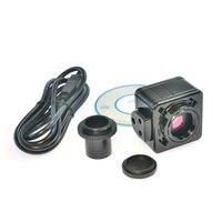 5.0MP USB Cmos Kamera Elektronik Dijital Mercek Mikroskop Ücretsiz Sürücü/WIN10 Ölçüm Yazılımı için Yüksek Çözünürlük/7/8
