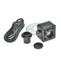 5.0MP Usb Fotocamera Cmos Elettronico Digitale Oculare Microscopio Spedizione Driver/Software di Misura Ad Alta Risoluzione per WIN10/7/ 8