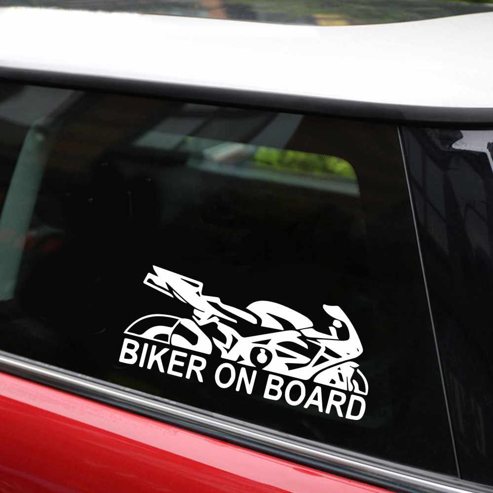 Rylybons full body car sticker anime car sticker biker on board 17 97 6cm vinyl